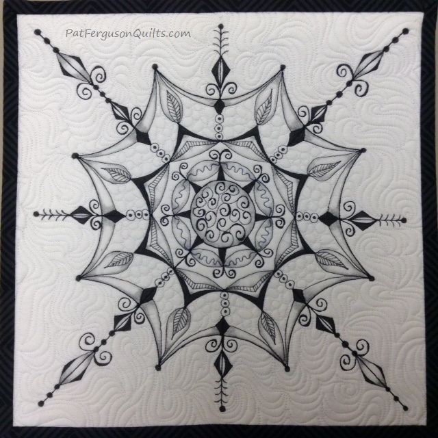 Zen Snowflake 10-14