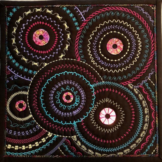 Series Art Quilts