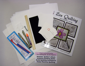 Zen Quilting Kit PF