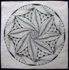 Zen Mandala #2